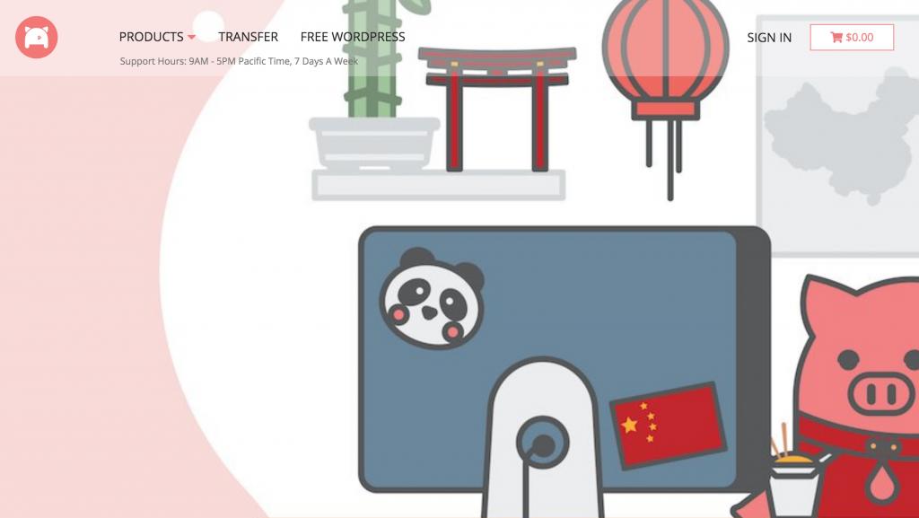 【小羊毛】Porkbun:免费一年的design域名,还有免费的电子邮件