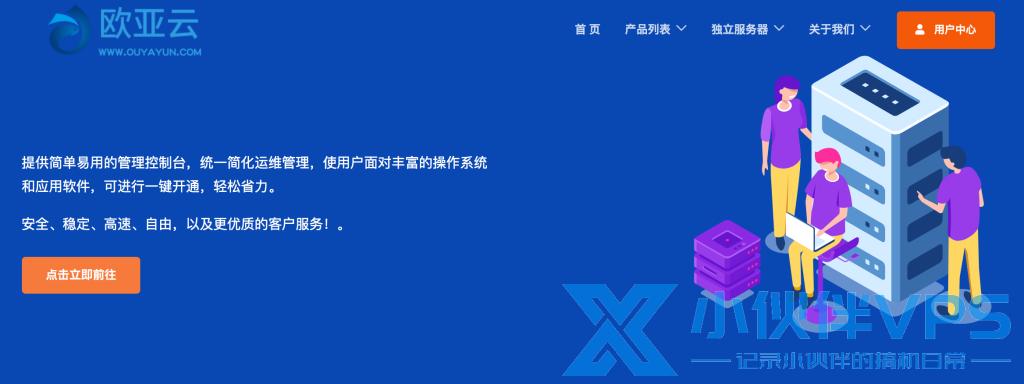 欧亚云:美国cn2 gia网络,200G高防VPS,8折优惠,46元/月起,支持Windows/Linux
